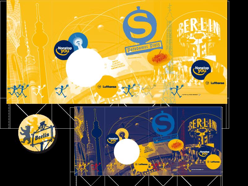 Lufthansa Design Berlin