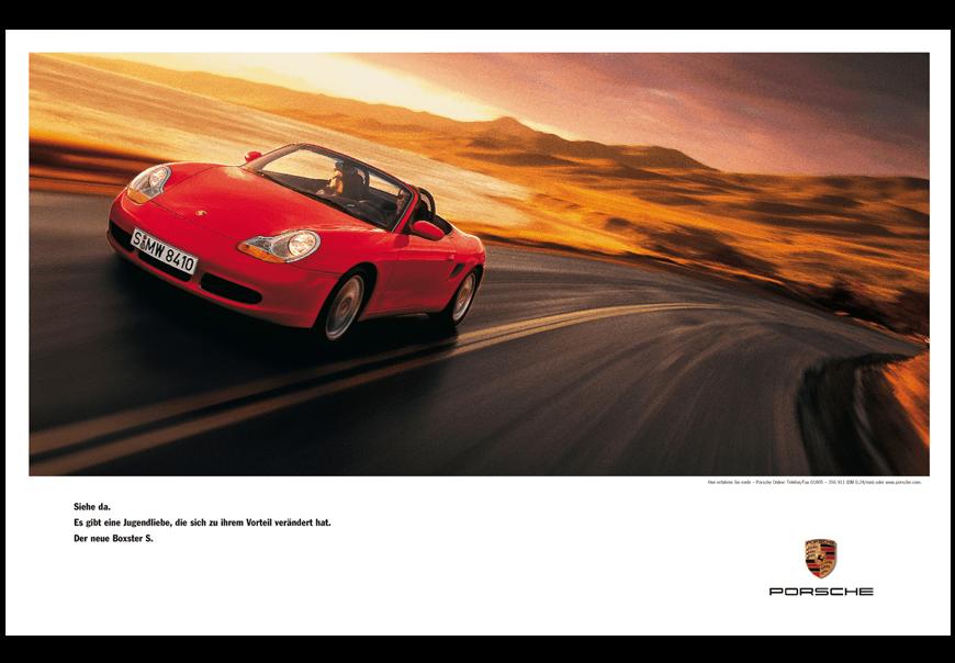 Porsche Markenkampagne